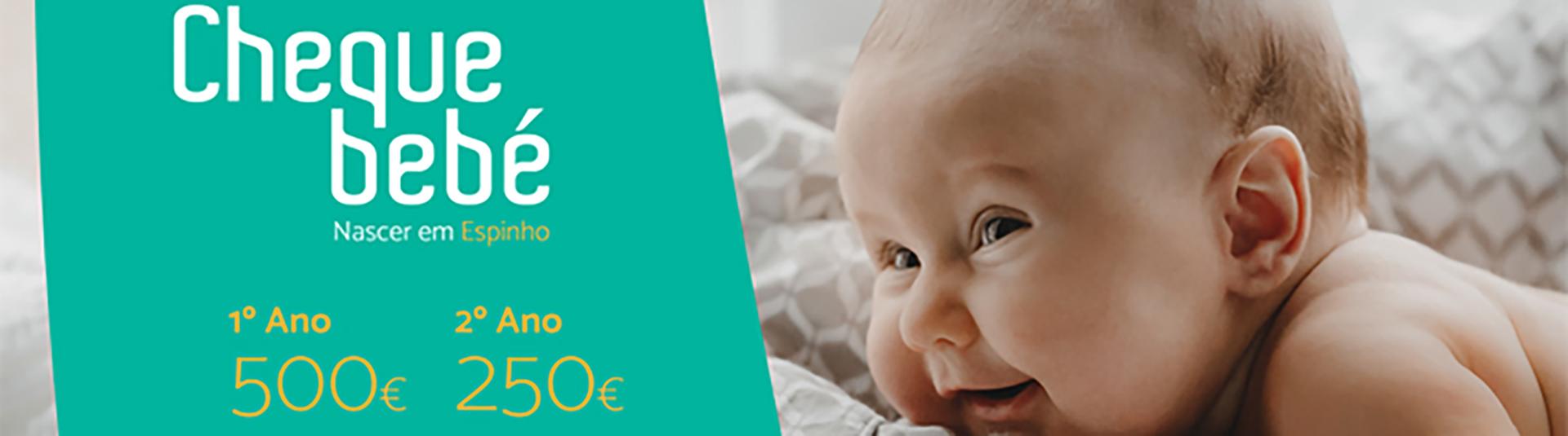 cheque-bebé espinho