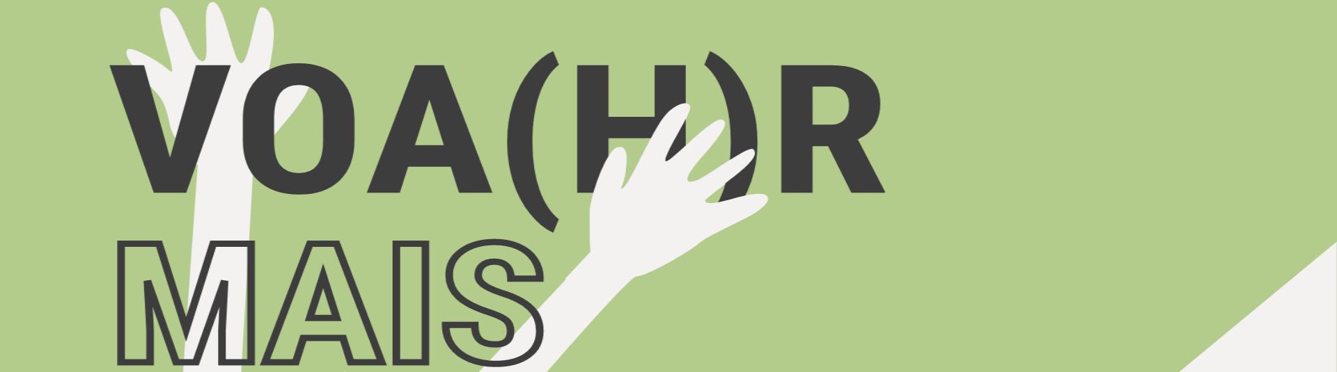 Projeto VOAHR Municípios - Campanha de Voluntariado